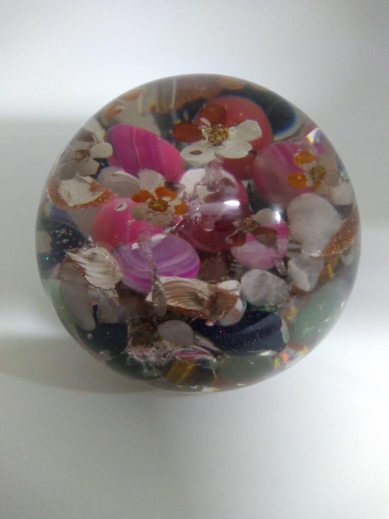 Orgonite esfera
