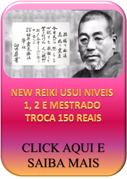 New Reiki Usui