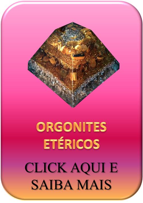 Orgonites etéricos