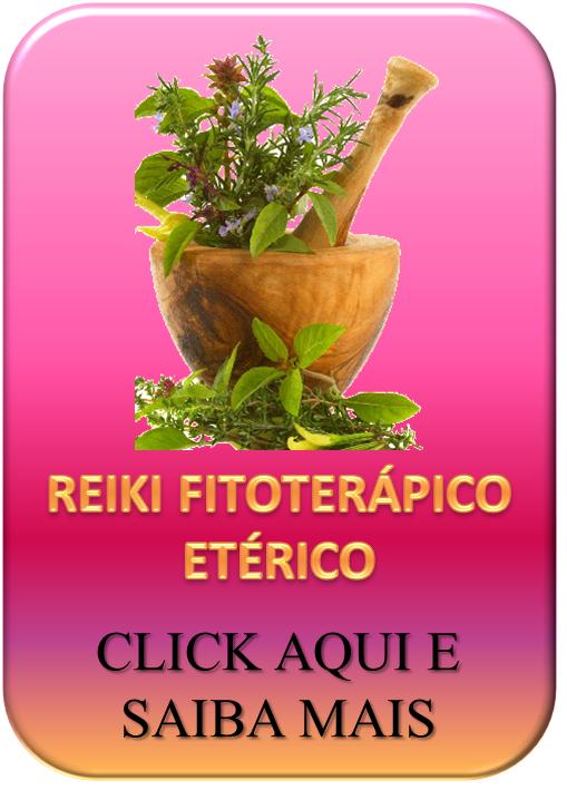 Reiki Fitoterápico etérico