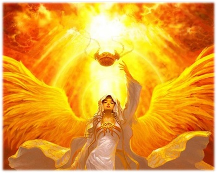 Solar Angels