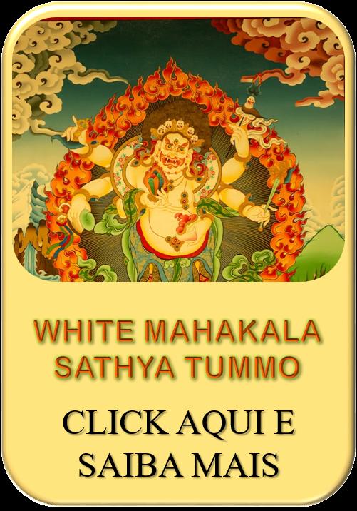 White Mahakala Sathya Tummo