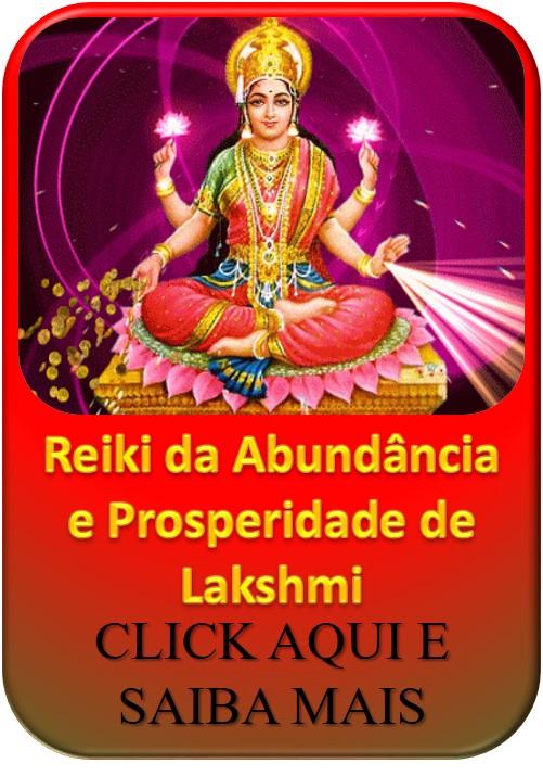 Reiki da abundância e prosperidade de Lakshmi