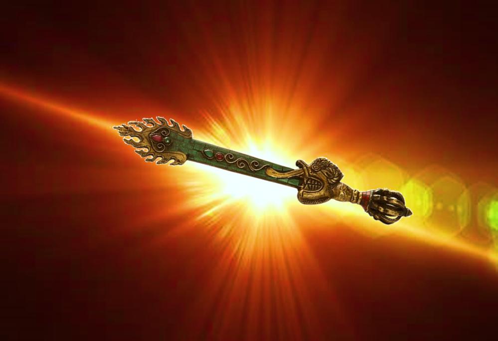 Espada Vajra