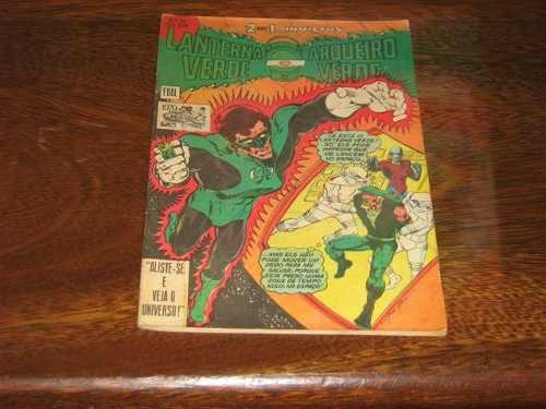 Lanterna Verde e Arqueiro Verde n. 11