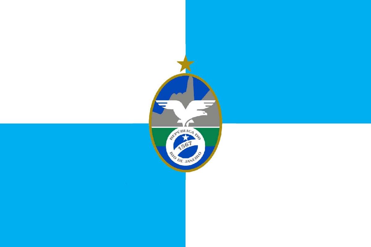Bandeira do Rio de Janeiro independente
