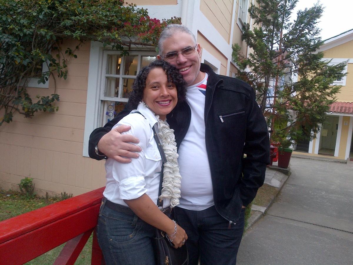 Pastor Robson e Pastora Dione