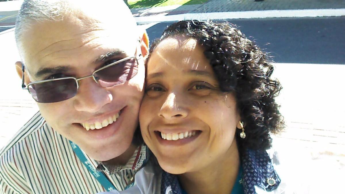 Pastor Robson Ferreira e Pastora Dione Ferreira