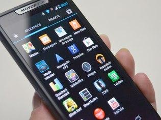 smartphone com sistema google
