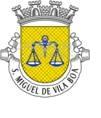 Brasão São Miguel de Vila Boa