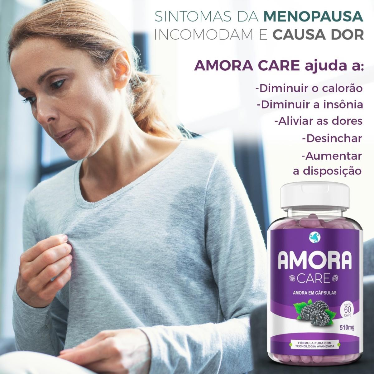 MENOPAUSA AMORA