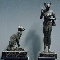 deusa Bastet - Egito