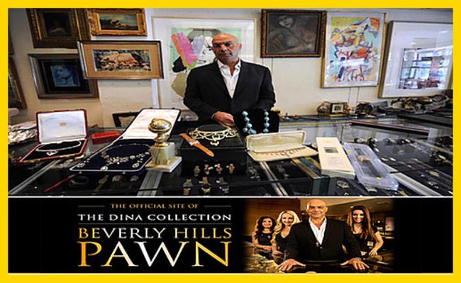BV Pawn Shop Yossi Dina