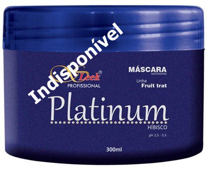 Máscara Platinum