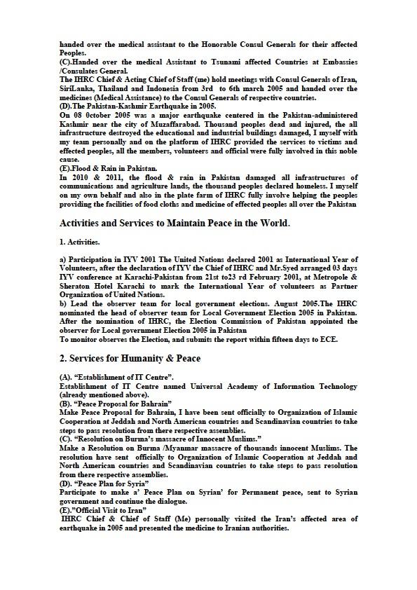Carta Aberta DHC Syed Murtaza Shah nº 5