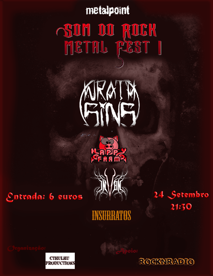 Som do Rock Metal Fest I