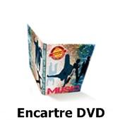 Encarte de DVD