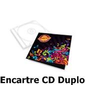 Encarte de CD Duplo