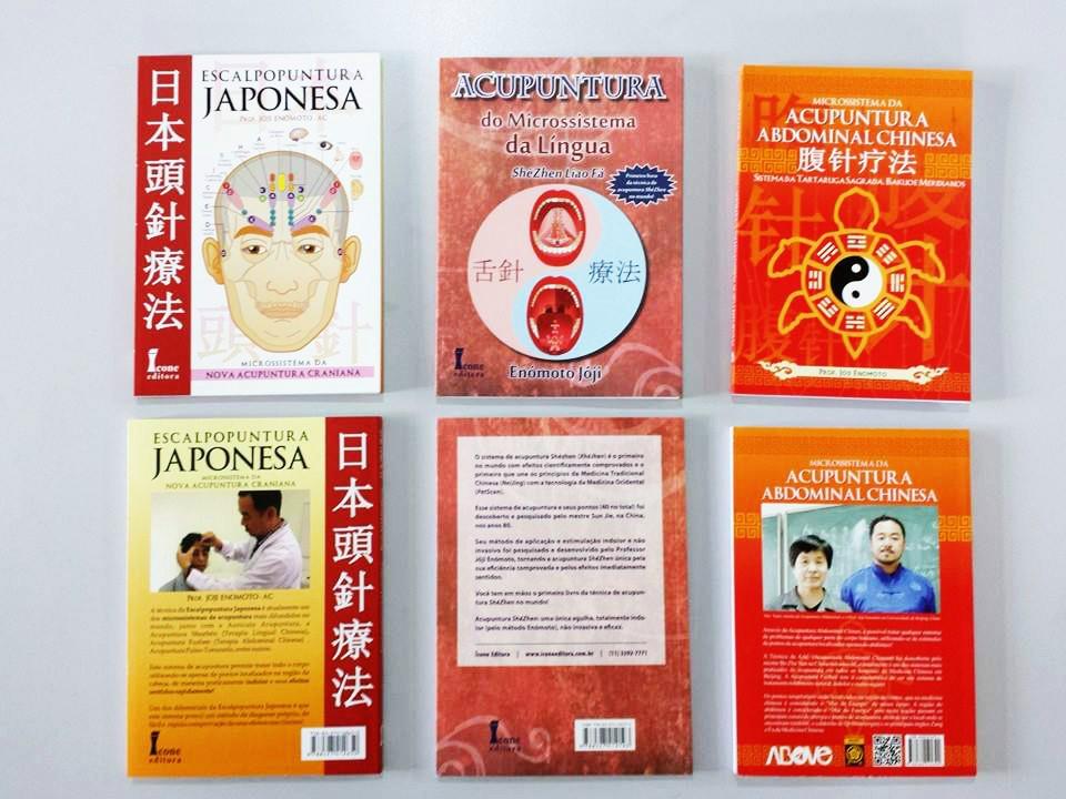 livros prof joji enomoto