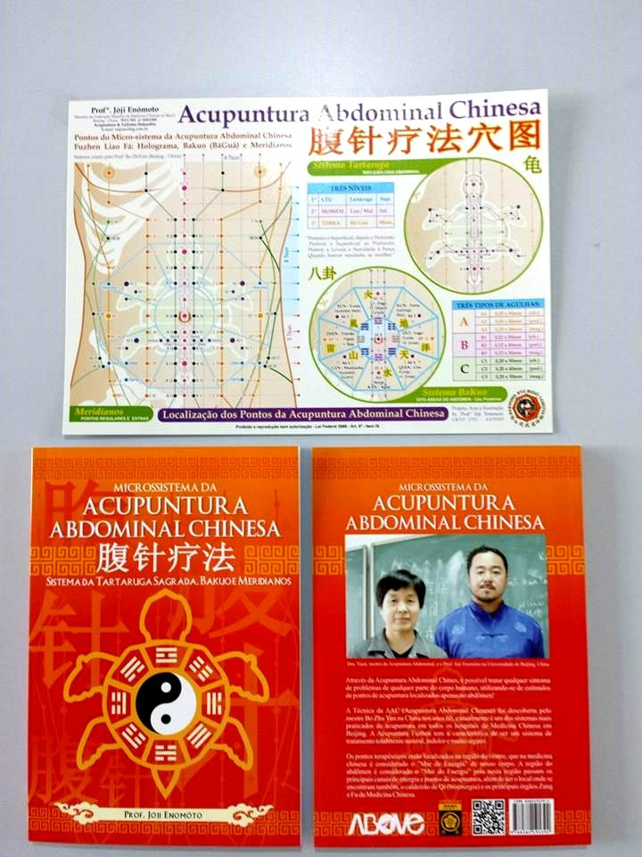 fuzhen acupuntura abdominal joji enomoto
