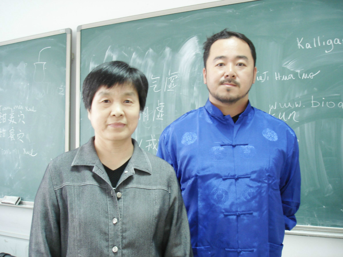 acupuntura abdominal chinesa