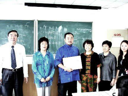joji enomoto china 2007