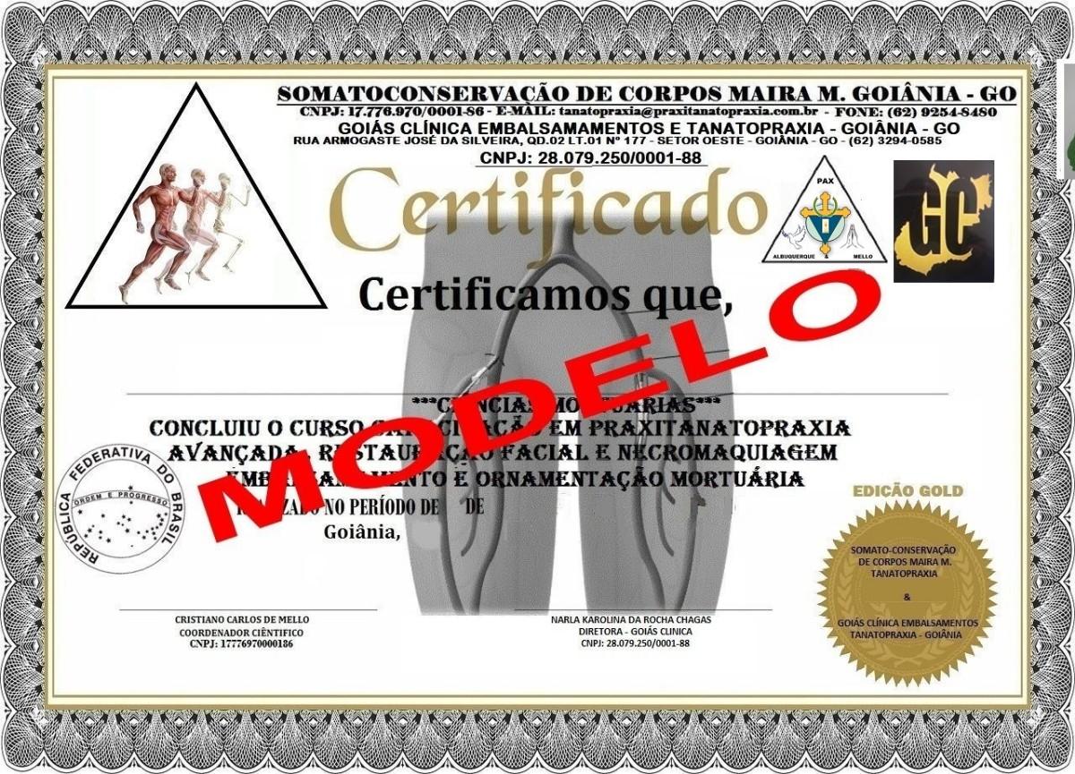 Somato-Conservação de Corpos Maira M. Goiânia