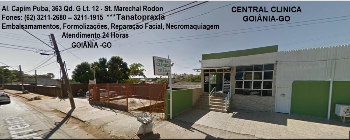Cristiano Carlos de Melo, Cristiano Mello, Central Clinica
