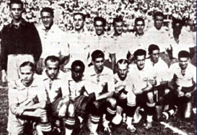 seleção brasileira de 34