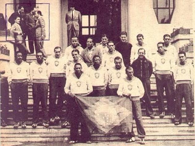 seleção brasileira de 38