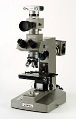 Microscópio Antigo