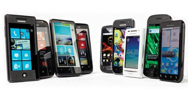 Iphone e Smartphones