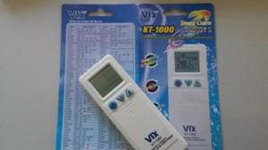 códigos de controle universal para ar condicionado