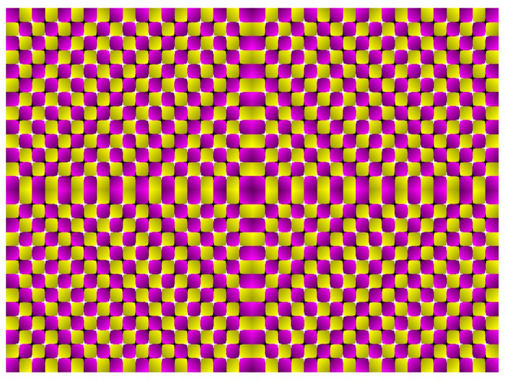 ilusao de otica ondas