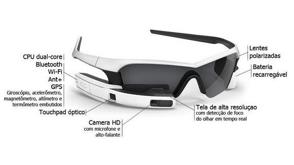 oculos Microsoft