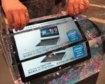 tablet debaixo da água id
