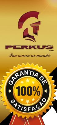 Logo Perkus garantia