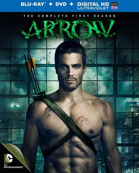 Arrow 1ª Temporada (2012) Blu-ray 720pᴴᴰ Dual Áudio