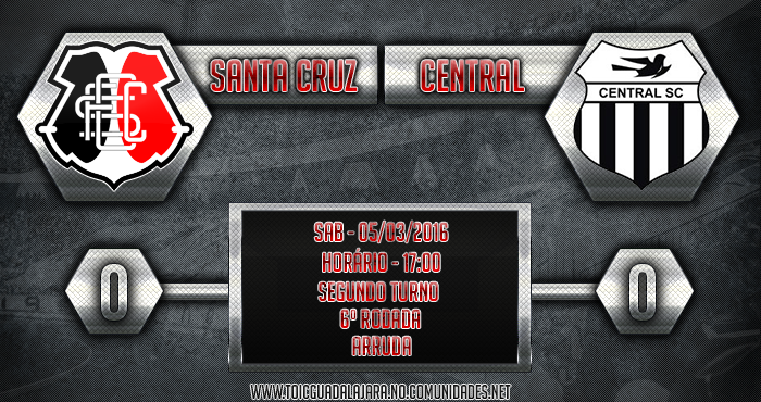 SANTA CRUZ 0x0 Central