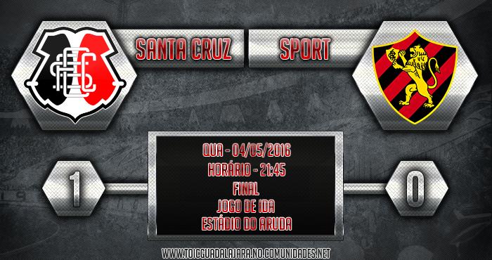 SANTA CRUZ 1x0 Sport