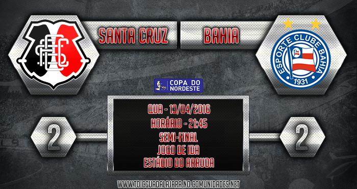 SANTA CRUZ 2x2 Bahia