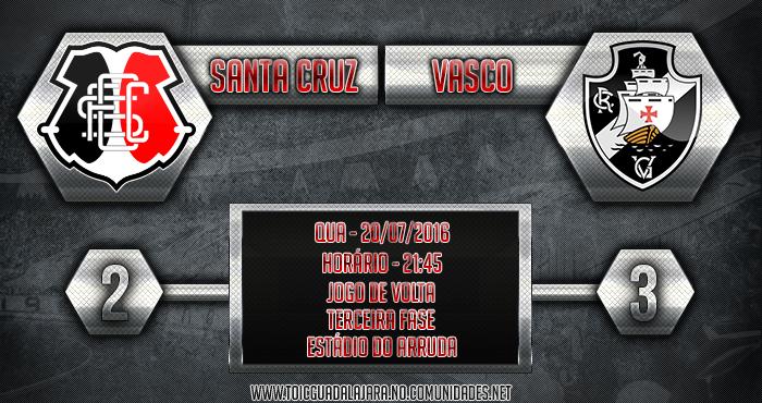 Santa Cruz 2x3 Vasco