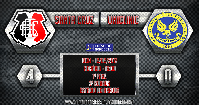 SANTA CRUZ 4x0 Uniclinic