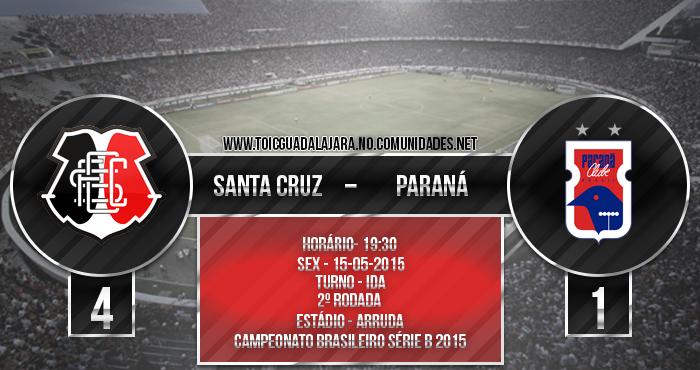 SANTA CRUZ 4x1 Paraná