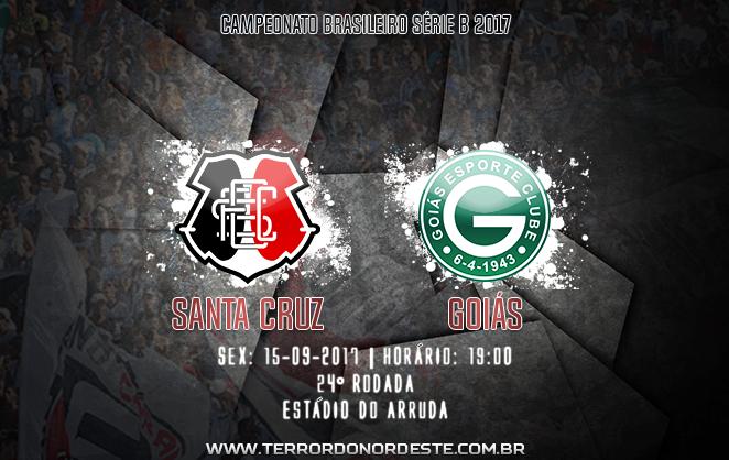 SANTA x Goiás