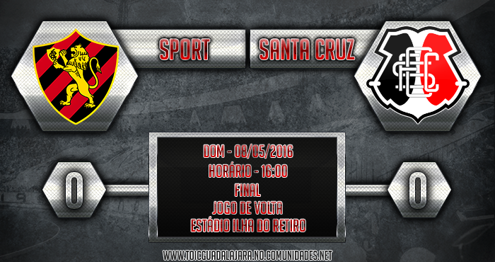 Sport 0x0 SANTA CRUZ