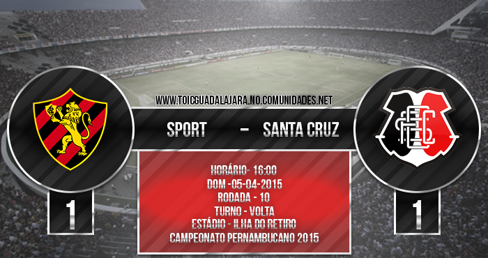 Sport 1x1 Santa Cruz