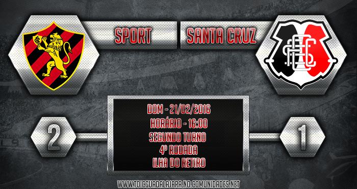 Sport 2x1 SANTA CRUZ