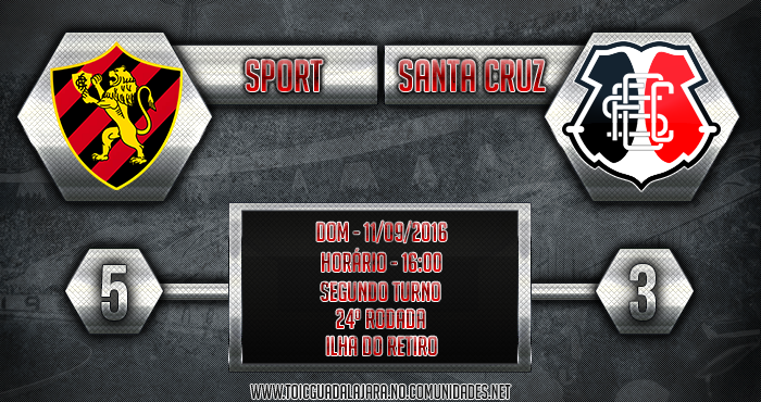 Sport 5x3 Santa Cruz