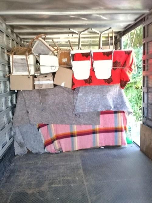 Caminhão para transportes de mudanças em Campinas para todo Brasil